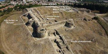 Kuşadasında hayata geçirilecek Anaia Liman Kalesi Projesi tanıtıldı