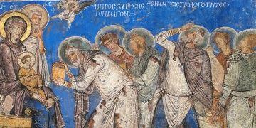 Tokalı Kilise freskleri Michaelangelonun Sistine Şapeli kadar değerli