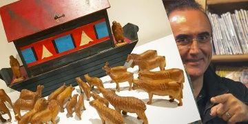 Sunay Akın: Nuhun Gemisi Müzesi olsun istiyorum