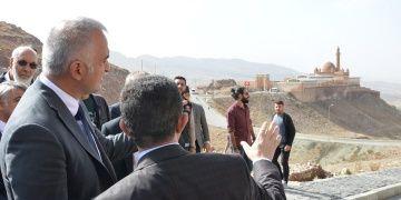 Bakan Mehmet Nuri Ersoydan Ağrıya yeni müze müjdesi