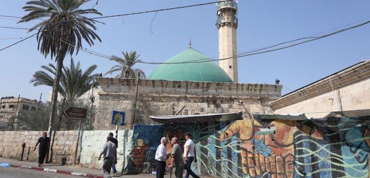 TİKA Batı Şeria'daki Fatıma Hatun Camisini restore etmeyi planlıyor