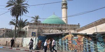 TİKA Batı Şeriadaki Fatıma Hatun Camisini restore etmeyi planlıyor