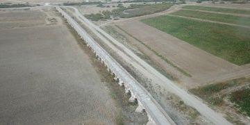 Bizans ve Osmanlı kervanlarına yol veren Kırkgöz Köprüsü
