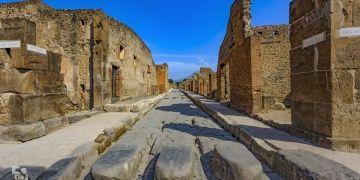 Yeni arkeolojik keşif Pompeii antik kentinin kül oluş tarihini tartışmaya açtı