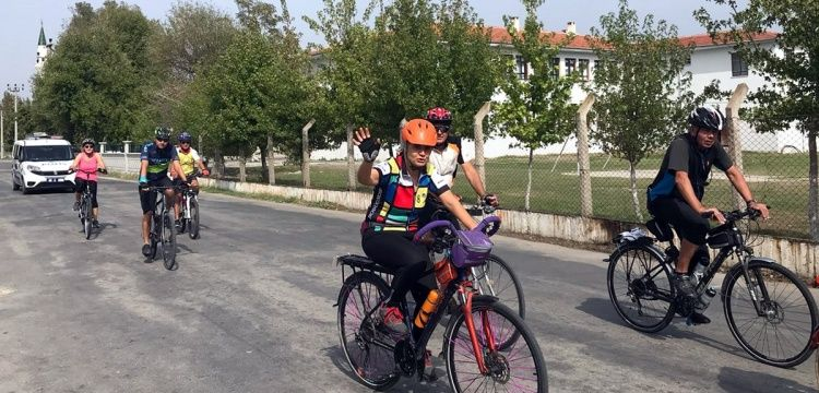 Karia Bisiklet Turu Fethiye'den başladı