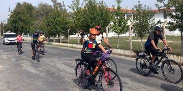 Karia Bisiklet Turu Fethiyeden başladı