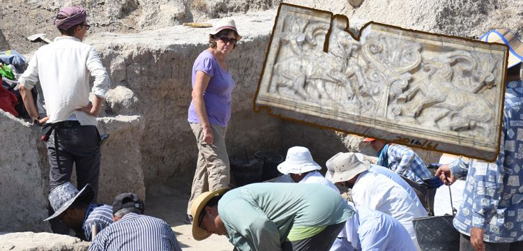 Fildişi tablet Hititlerle Asurlular arasında arkeolojik bağ kurdu