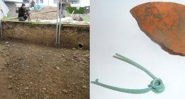 İsviçreli arkeologlar Keltlere ait kalıntılar ortaya çıkardılar