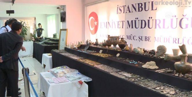 İstanbul Emniyet Müdürlüğünü arkeoloji müzesine dönüştüren operasyon