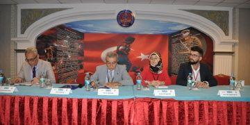 Türk-İslam Mezar Taşlarının tüm özellikleri Kuşadasında konuşuldu