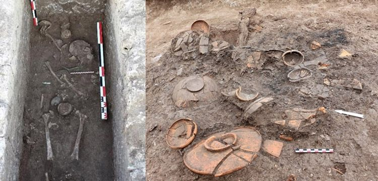 2,400-year-old Greek tombs discovered in Bulgaria