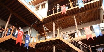 300 yıllık Üdürgücü Konağının restorasyonu tamamlandı