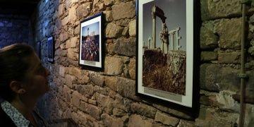 Afrodisyas Antik Kentinde Ara Güler hüznü