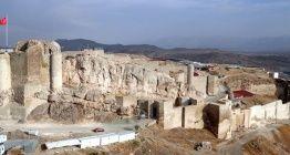 Harput Kalesi 2018 yılı arkeoloji kazıları sona erdi