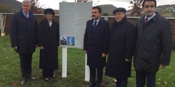 Kanadaya yapılacak Çanakkale Şehitler Anıtının temeli atıldı