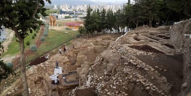 Yumuktepe 2018 arkeoloji kazılarında önemli bulgular elde edildi
