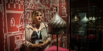 Baküde Şirvanşahlara ait tarihi eserler sergilendi