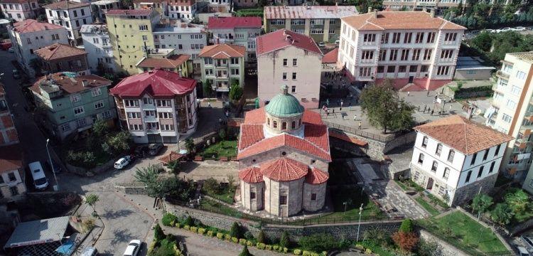 Giresun Müzesi 30 yıldır tarihi kilise binasında hizmet veriyor