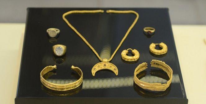 Giresun Müzesinde 12 bin tarihi eser sergileniyor