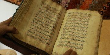 El Yazması Kuran-ı Kerimin kaç yüzyıllık olduğu araştırılacak