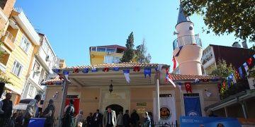 Arakiyeci Hacı Cafer Çelebi Camisi restore edilip, ibadete açıldı