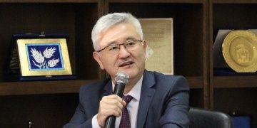 Prof. Dr. Abdulvahap Kara, Kazakistanın Latin alfabesine geçiş sürecini anlattı