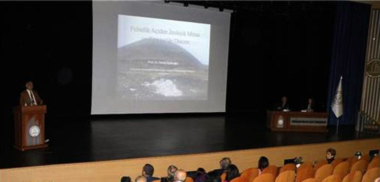 Zonguldak'ta Paleontoloji Stratigrafi Çalıştayı başladı