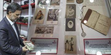 Türk Kızılayının arşivi Kızılay Müzelerine dönüştürülecek