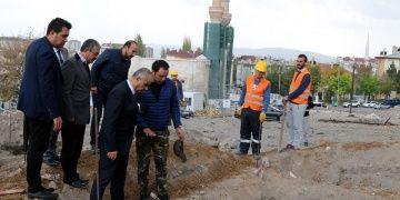 Kale Projesi Sivas arkeoloji müzesi gözetiminde adım adım ilerliyor