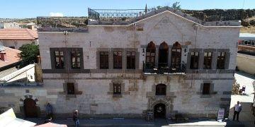 Nevşehirdeki Uzun Ali Konağı turizme kazandırıldı