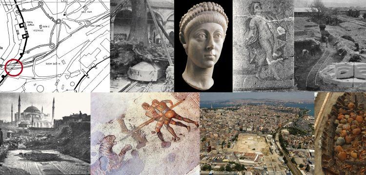 İstanbul'un tarihi yarımadasında kentsel arkeoloji etkinliği
