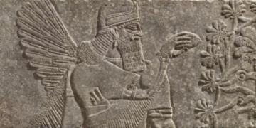Üç bin yıllık Asur kabartması 31 milyon dolara satıldı