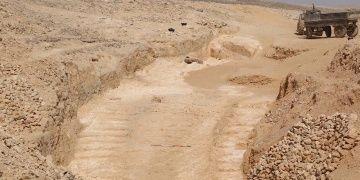 4500 yıllık antik rampa sistemi piramit inşaatında kullanılmış olabilir