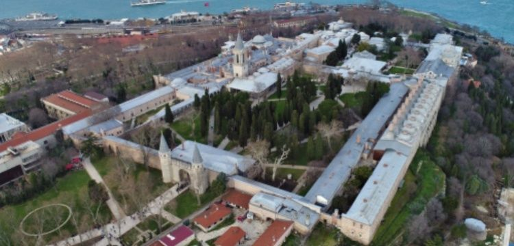 Topkapı Sarayı, Milli Saraylar İdaresi Başkanlığına bağlandı
