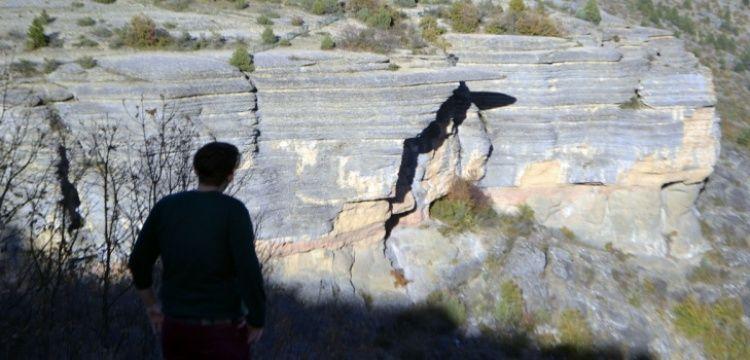 45 milyon yıllık Taş Teras'a çıkmak yasaklandı