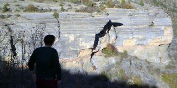 45 milyon yıllık Taş Terasa çıkmak yasaklandı