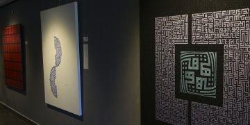 Ressam Murat Kurtun Sultanların Dilinden Aşk sergisi