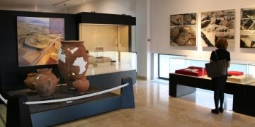 Kalehöyük arkeoloji kazıları eser deposu İş Bankasına emanet