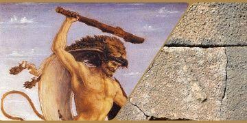 Adıyamanda Herkülün ünlü sopasına ait kabartma bulundu