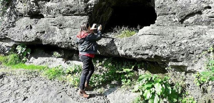 Salıpazarı'nda Demir Çağına ait yeni bir kaya mezarı bulundu