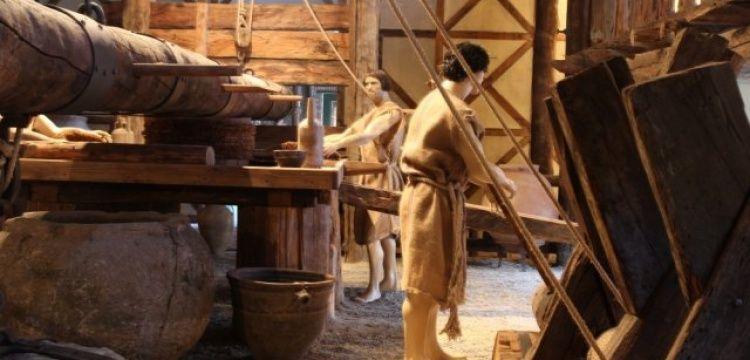Oleatrium Zeytin ve Zeytinyağı Tarihi Müzesi'nde 1071 eser sergileniyor