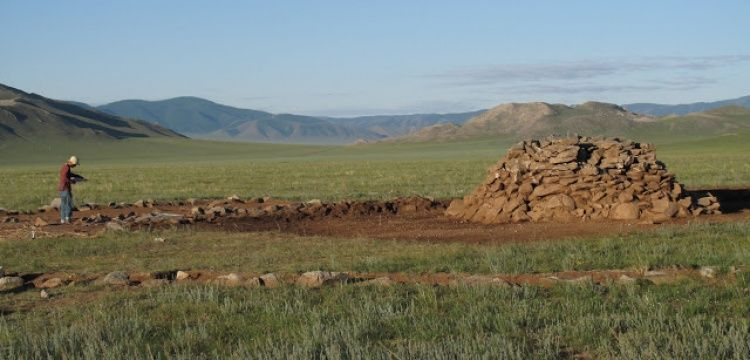 Dairy production was established on the Eastern steppe by 1300 BCE