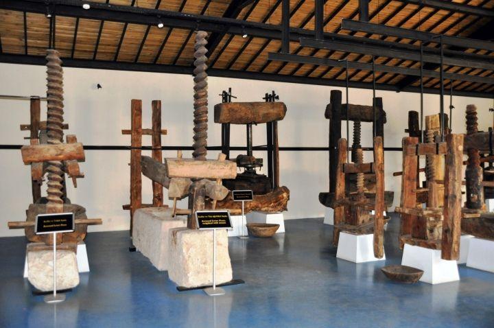 Oleatrium Zeytin ve Zeytinyağı Tarihi Müzesi