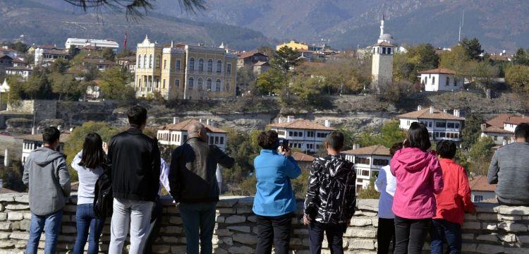 Safranbolu'ya en çok hangi ülkeden turist geldiği açıklandı