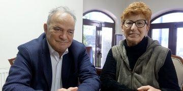 Ayfer Özgürel ve Avni Özgürel, tarihi bilimkurgu filmleri Keşifi anlattı