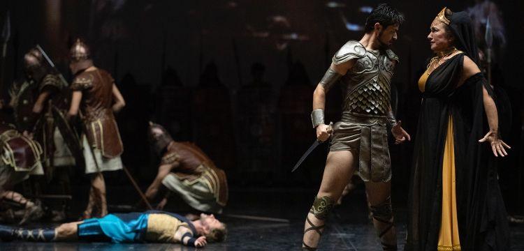 Troya Operası önce Moskova'da sonra Berlin'de sergilenecek