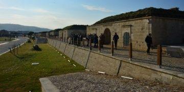 Çanakkalede restore edilen Anadolu Hamidiye Tabyaları ziyarete açıldı