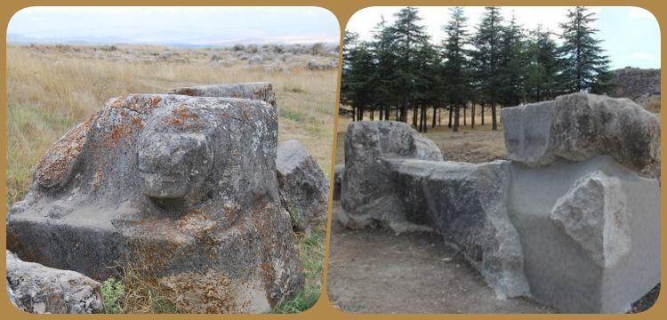 Hattuşa bulunan 3600 yıllık Hitit eseri Aslanlı Tekne restore edildi