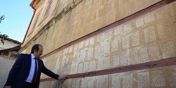 Bayburttaki sivil mimari eserleri restore ediliyor