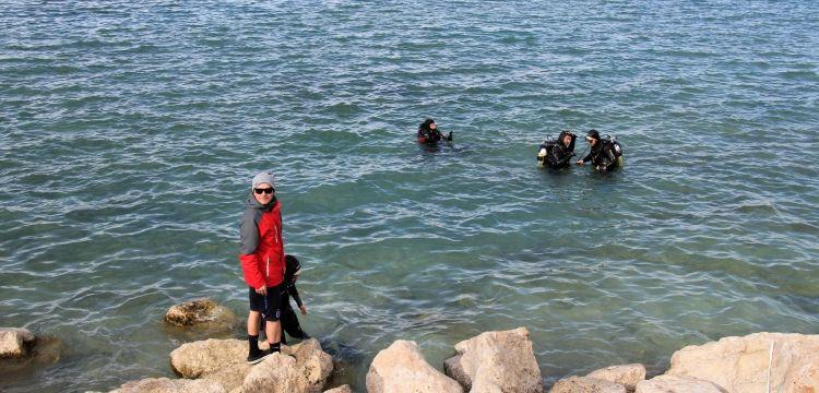 Van Gölü'nde dalış turizmine ilgi artıyor